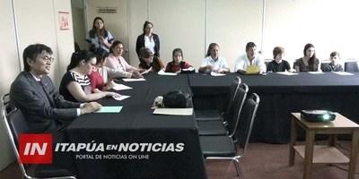 NOVEDOSO TALLER DE ORIGAMI SE DESARROLLÓ EN ENCARNACIÓN