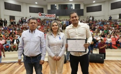 TSJE proclamó oficialmente a Prieto como intendente
