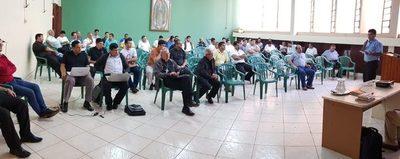 Encuentro regional de sacerdotes se desarrolló en CDE