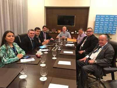 Continúan las negociaciones para lograr la apertura de EEUU para la carne paraguaya