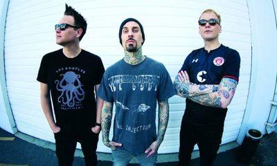 "Escuchá el nuevo single de Blink 182, ""Blame It on My Youth"""