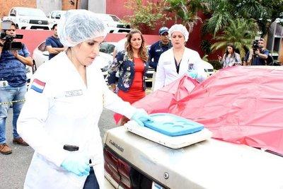 Caso de Feminicidio: Fiscal imputa a sospechoso y pide prisión preventiva