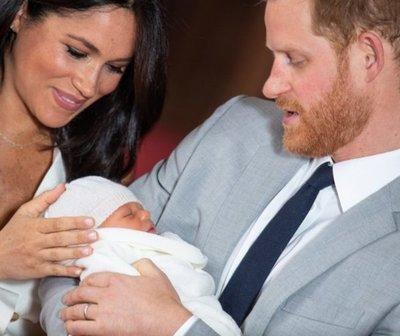 El nuevo bebé real ya tiene nombre