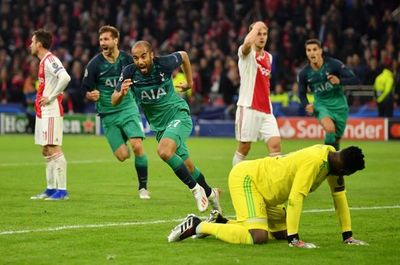 Tottenham brindó la nota y eliminó al Ajax