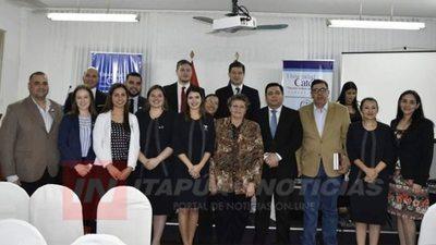 """PRESENTAN 3ERA EDICIÓN DE LA REVISTA JURÍDICA """"ACTIO"""""""