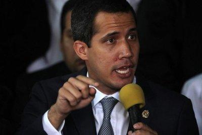 Guaidó dice que el Gobierno de Maduro pretende desintegrar el Parlamento