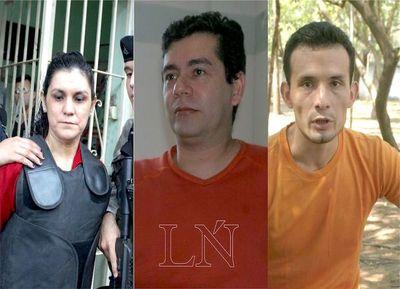 Fiscalía solicitó juicio oral para Carmen Villalba, Alcides Oviedo y Aldo Meza por tentativa de homicidio