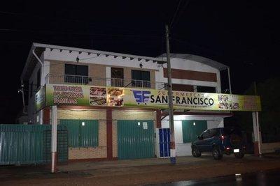 Asaltan local comercial en Pirayú
