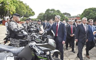 Cien motos para Lince
