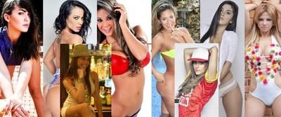 Escándalo!! Difunden tarifa de famosas paraguayas por grupos de whatsapp!!