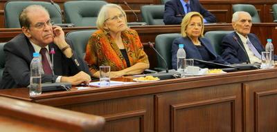 Finalizó etapa de audiencias públicas para ministro de la Corte