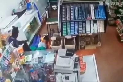 Asalto con toma de rehén en un supermercado de Pirayú · Radio Monumental 1080 AM