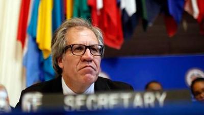 Almagro exige que liberen al vicepresidente del Parlamento de Venezuela