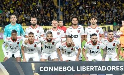 HOY / Flamengo gana su grupo y Peñarol queda eliminado de la Libertadores