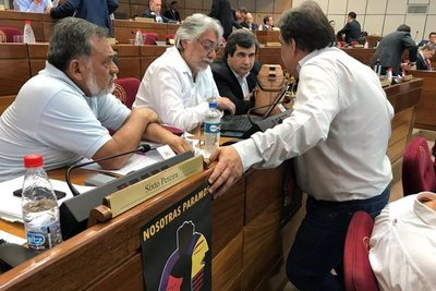 Frente Guasu define hoy si acompaña pérdida de investidura