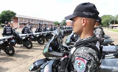 HOY / Aviso a motochorros: Lince recibe 100 motos y tendrá 500 agentes más a fin de año
