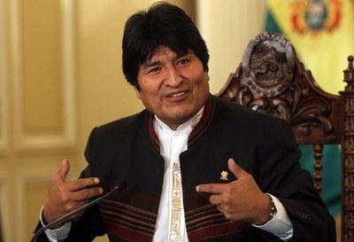 Evo Morales insiste en dialogar con Chile y lamenta la falta de respuesta
