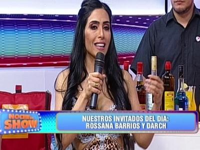 Rossana Barrios alzó la voz contra la falsa moral