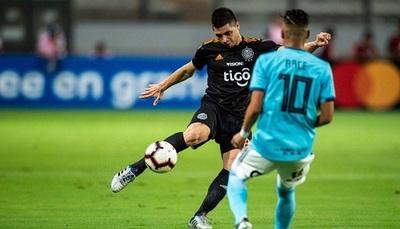 Olimpia recibirá a Sporting Cristal en Para Uno