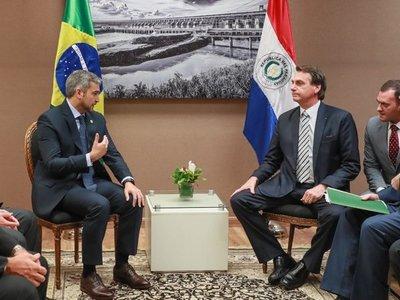 Mario Abdo y Bolsonaro inaugurarán obras de puente este viernes