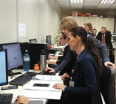 Habilitan oficina de informaciones en Guairá