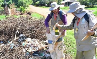 Pará-na Criaderos: siguen trabajos de rastrillaje y fumigación