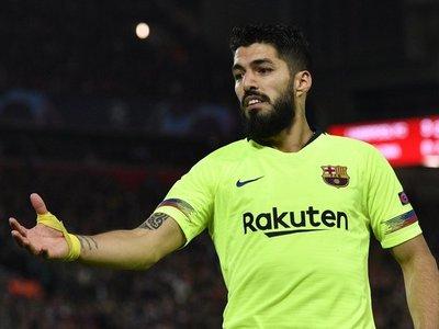 Luis Suárez será operado de un lesión en el menisco derecho