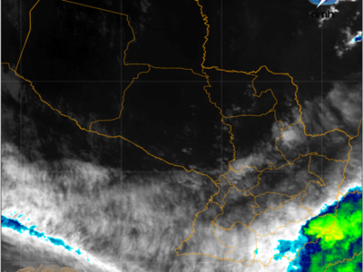 Alerta Meteorológico 09-05-19