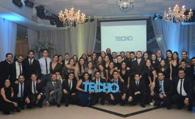 Techo invita a empresas a participar de su segunda cena de gala