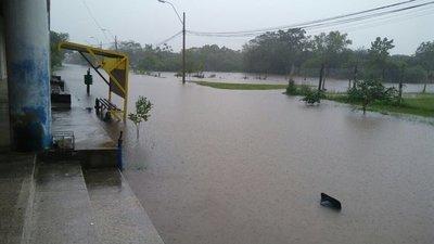 Ñeembucú está en crisis por las intensas lluvias · Radio Monumental 1080 AM