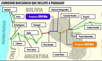 Gobierno anuncia financiamiento total del Corredor Vial Bioceánico