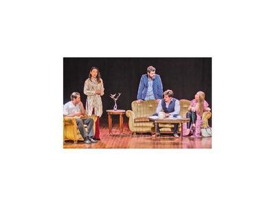 Tragicomedia, humor y más ofrece el teatro en Asunción