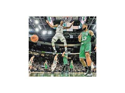 NBA: Bucks en  final del Este