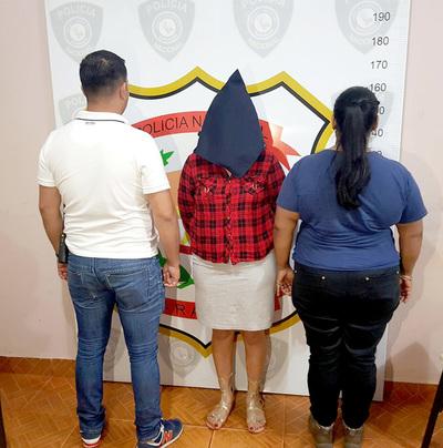 Capturan a mujer que estaría implicada en homicidio de joven futbolista villariqueño