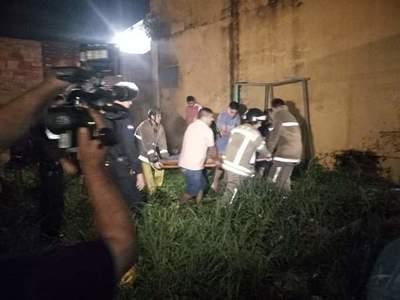 UN POLICÍA MURIÓ EN INCENDIO DE LA COMISARÍA 15