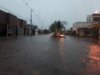 Emergencia en Ñeembucú se agrava con las tormentas
