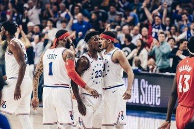 Sixers y Trail Blazers fuerzan el séptimo juego