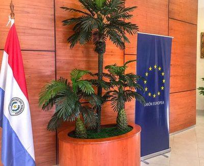 Los intereses y cooperación de la Unión Europea en Paraguay · Radio Monumental 1080 AM