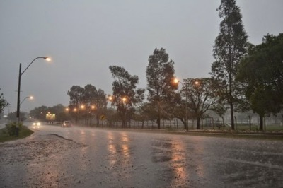 Alerta de tormentas disminuye a 8 departamentos