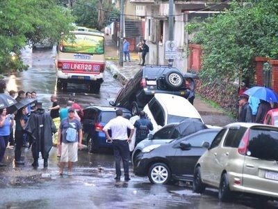 Construcción de desagües es clave para hacer frente a raudales, dice Ferreiro