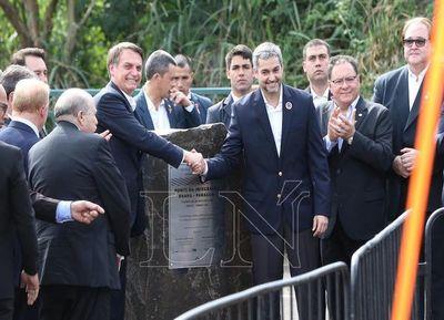 Construcción del segundo puente sobre el Paraná está en marcha