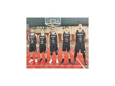 Olimpia y Libertad son los líderes del básquet