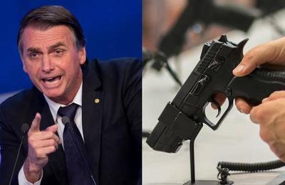 Bolsonaro propone impunidad para quien mate a un delincuente