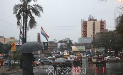 HOY / Anuncian un domingo fresco con lluvias dispersas
