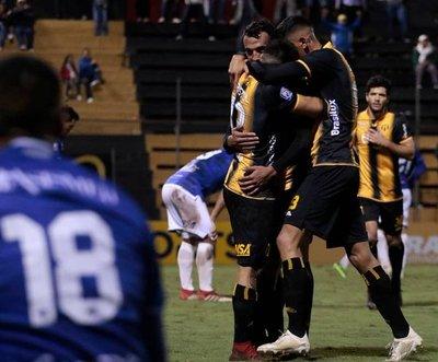 Guaraní derrotó a Sol de América en la Toldería