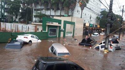 Asunción, entre la desidia y la ineptitud de Ferreiro