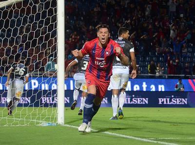 Cerro y Guaraní ganan en inicio de la penúltima fecha