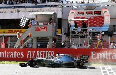 Hamilton vuelve arriba