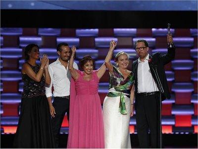 Las Herederas gana el Premio Platino a Mejor Ópera Prima
