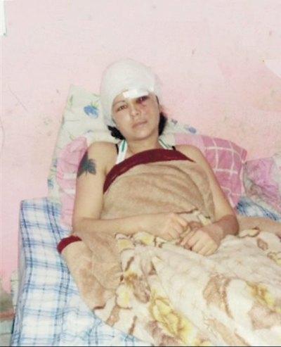 El terrible miedo con el que vive una madre, víctima de la violencia